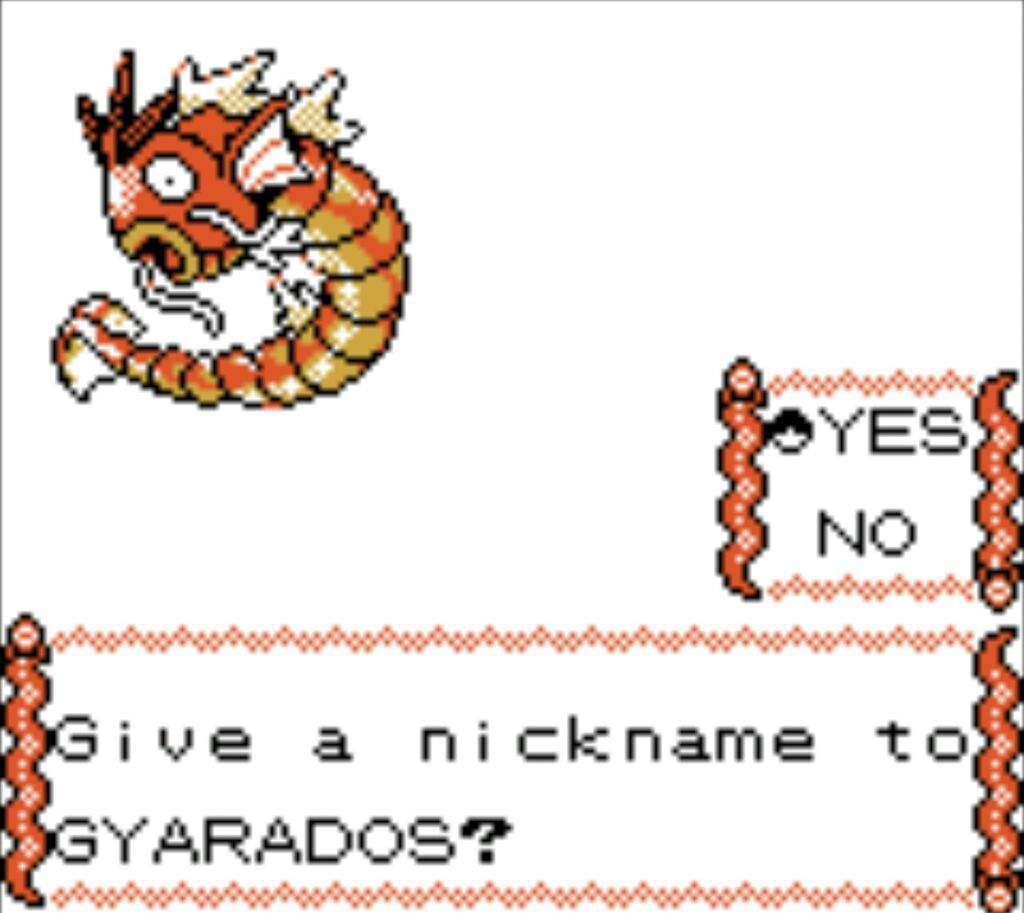 how to come up with a good pokemon nickname