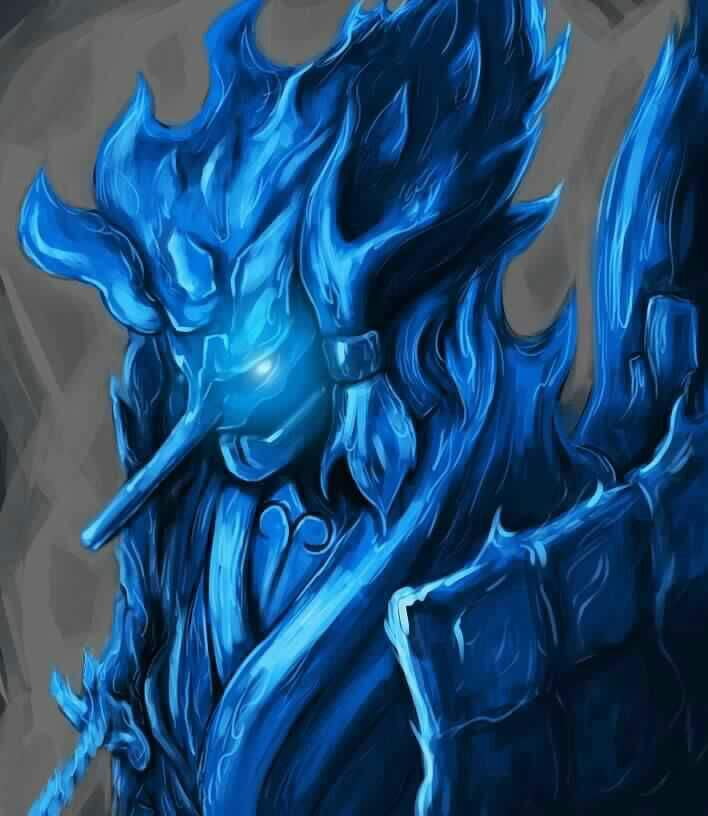 Madara perfect susanoo blue