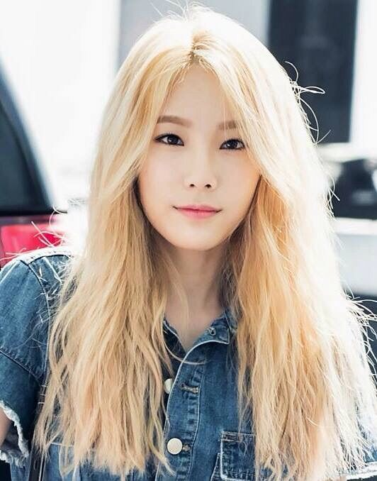 Day 27 Favourite Hairstyles Of K Pop Girl Biases K Pop