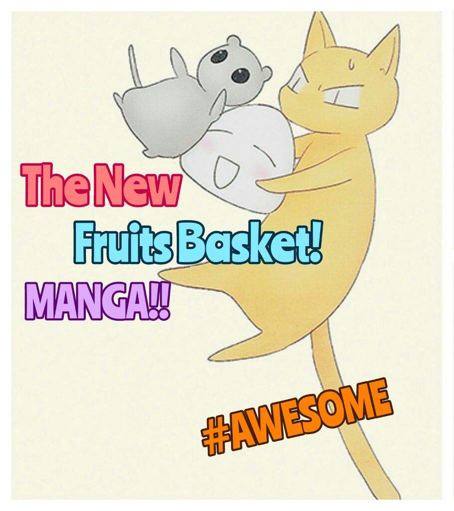 Fruits Basket Another!
