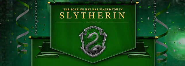 slytherin house welcome letter - photo #18