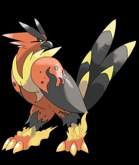 Talonflame Evolution I...Keldeo Mega Evolution