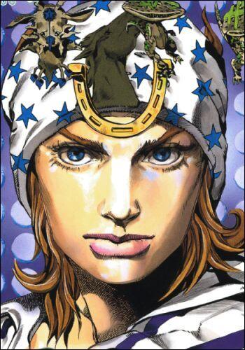 Johnny Joestar Wiki Anime Amino
