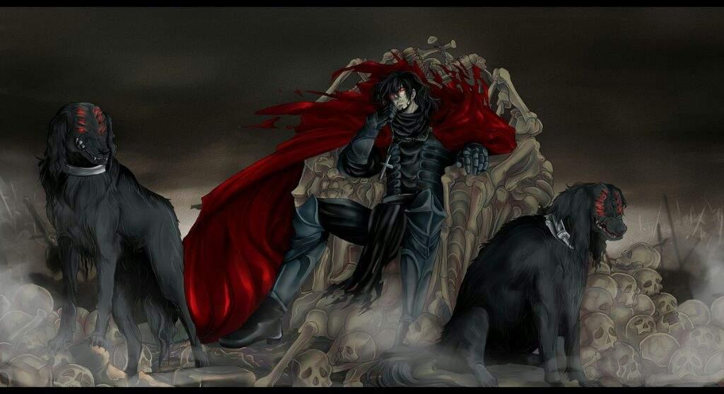 Hibernation  Alucard i...