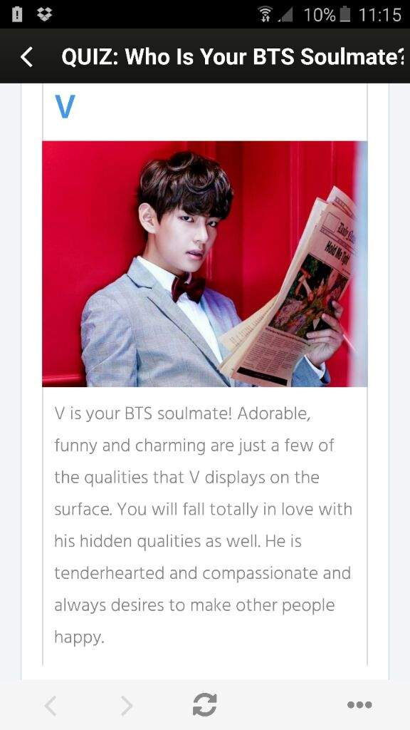 QUIZ: Who Is Your BTS Soulmate? | K-Pop Amino | 576 x 1024 jpeg 55kB