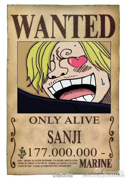 Amazoncom Cosplaywho One Piece Wanted Posters 16 pcs and