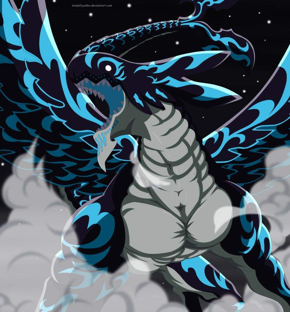 fairy tail 7 dragon slayers vs acnologia images