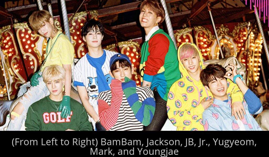 """Members Name: GOT7 Releases """"If You Do"""" MV! + Get To Know GOT7!"""