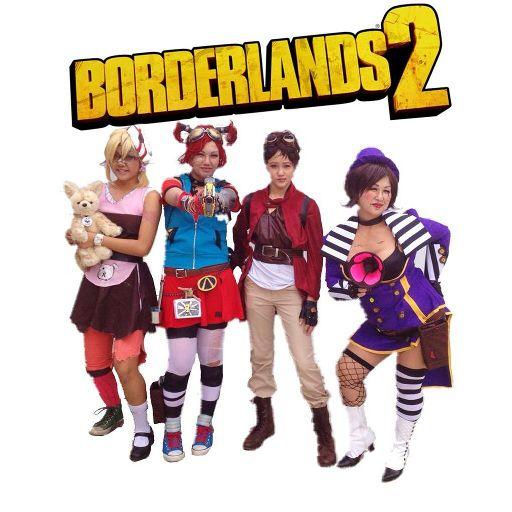 Tina Borderlands