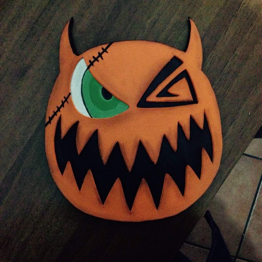 Yeah did my mask! | Cosplay Amino