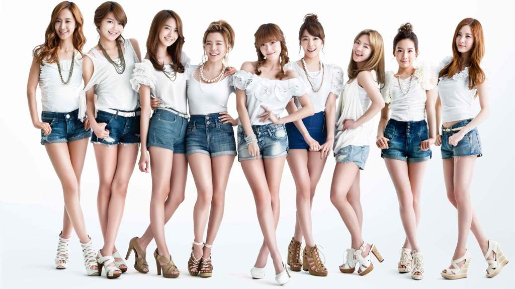 kpop girl groups