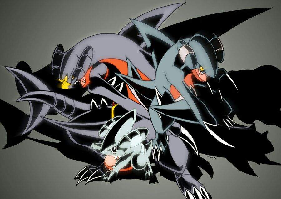 Garchomp vs dragonite vs salamence vs haxorus | Pokémon Amino