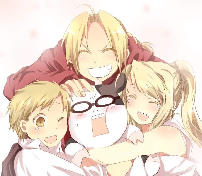Anime Characters Born On May 6 : Did you know hiromu arakawa anime amino