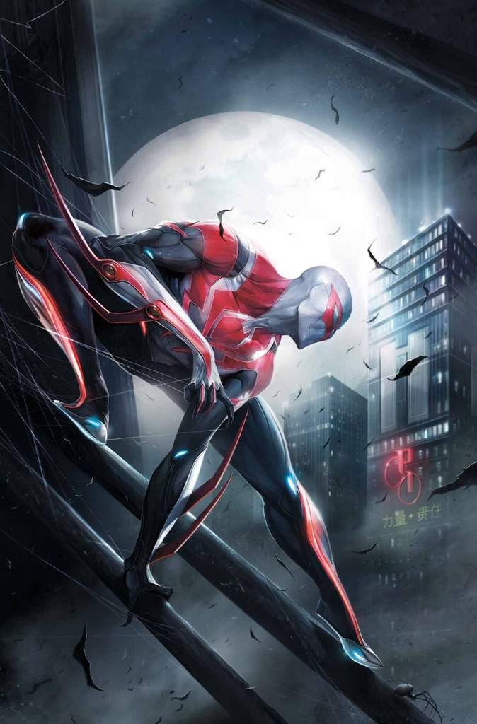 All New All Different Spider-Man 2099 | Comics Amino