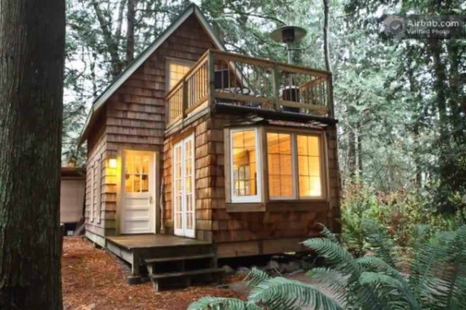 Дачный домик своими руками, инструкция - фото примеров.