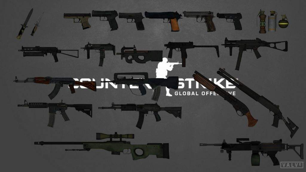 What's your least favorite gun in CS:GO? | Shooter Amino