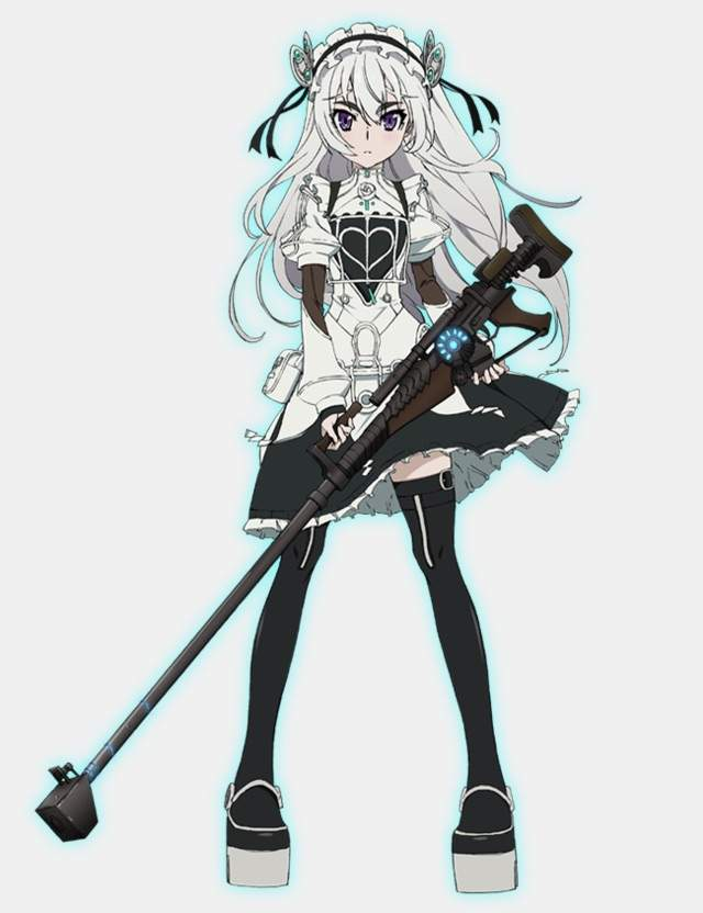 My top anime snipers re uploaded anime amino - Anime sniper girl ...