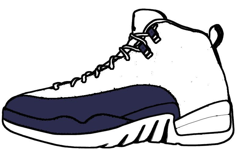 Oh Yeah I Customize These On The App Air Jordan Coloring Book