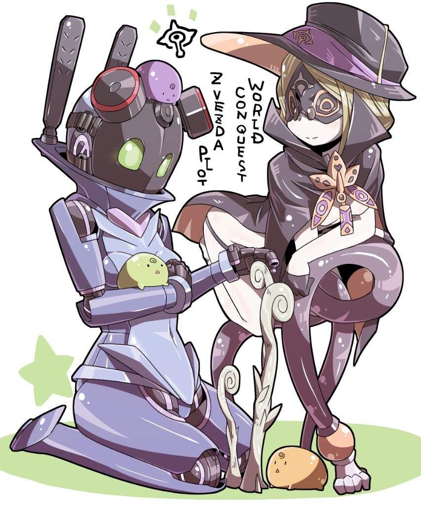 Anime Robot: What's Your Favourite Anime Robot Girl?