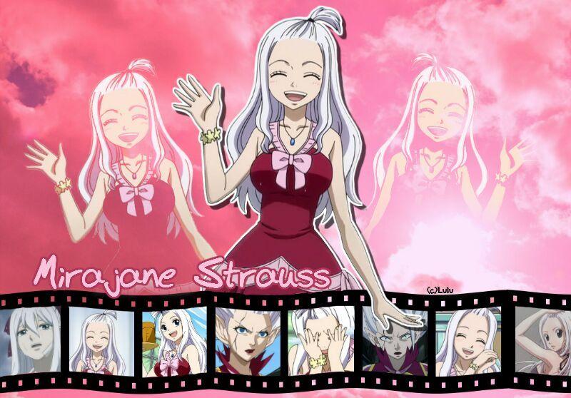 Mirajane Strauss | Anime Amino