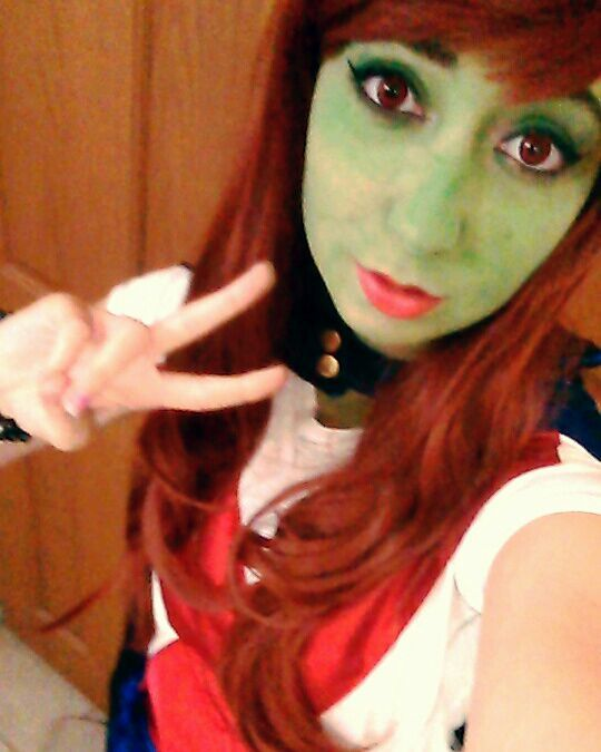 #missmartian #youngjustice