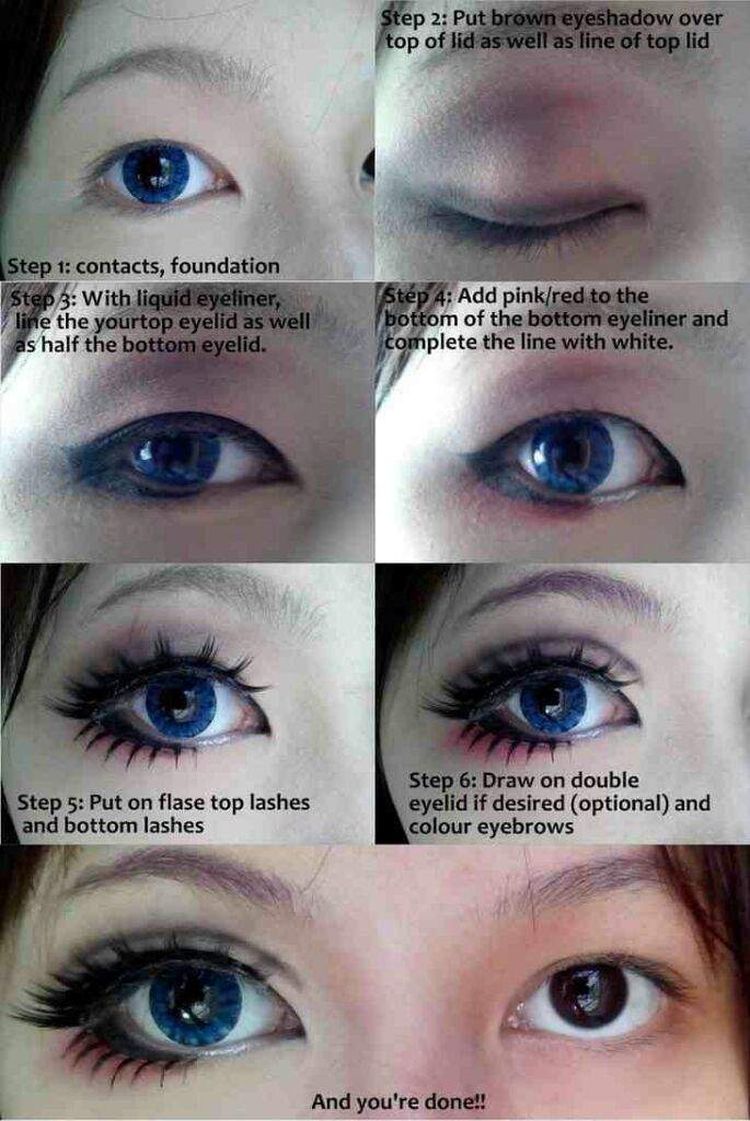 Tips for Makeup Update: Jan 26, 2016 | Cosplay Amino