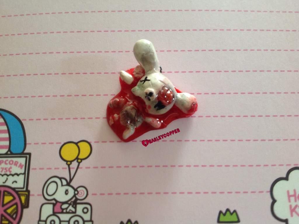 Image of: Polar Bear General Cuteness Kawaii Roadkill Polymer Clay Charm Crafty Amino