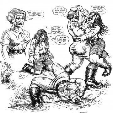 Robert Crumbs Ideal Woman  Robert crumb Robert richard