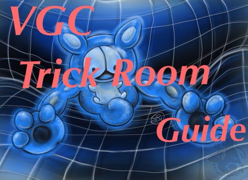 Best Vgc Trick Room Team