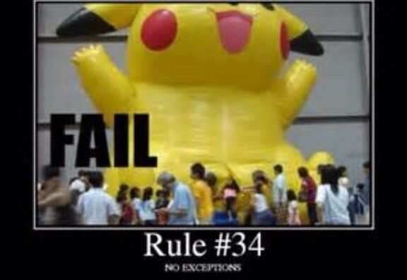 pokemon rule 34