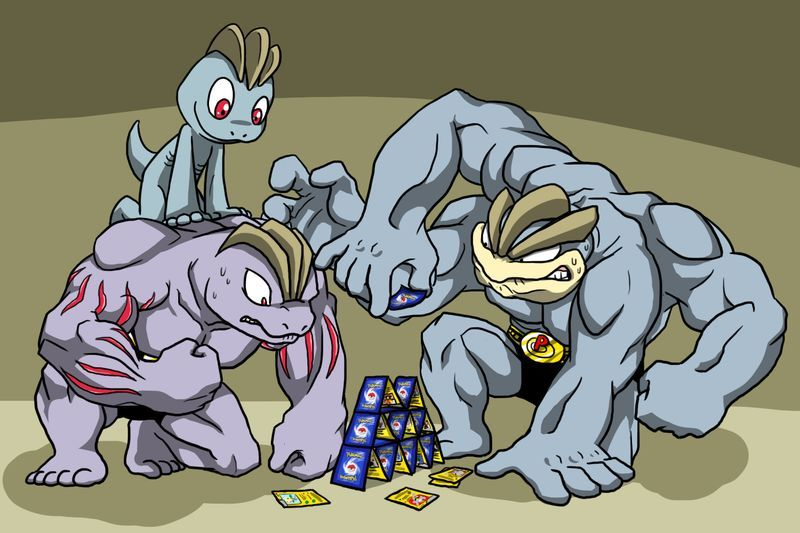 machop evolution - photo #15