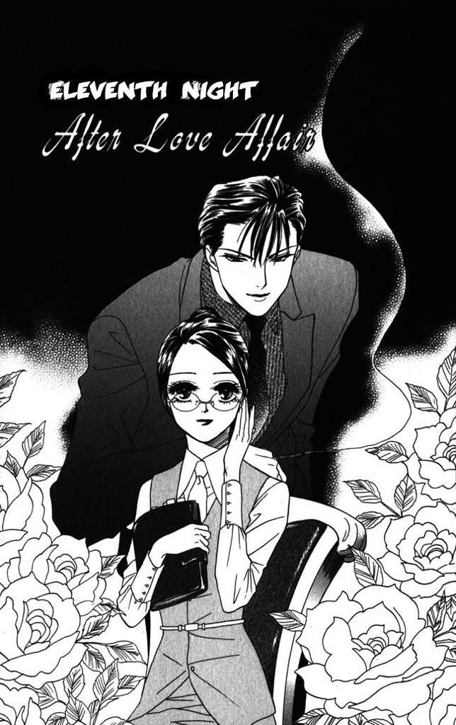 manga rec and review midnight secretary anime amino