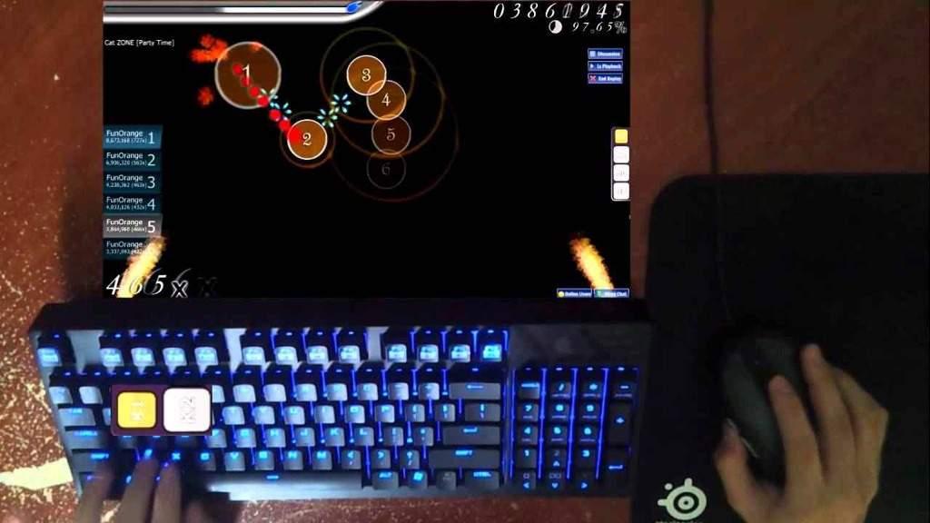 скачать игру осу на компьютер на русском - фото 6