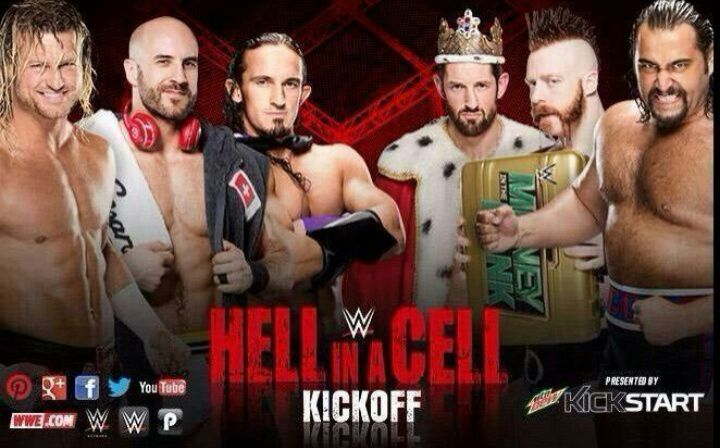 Hell in a Cell 2015 Predictions | Wrestling Amino