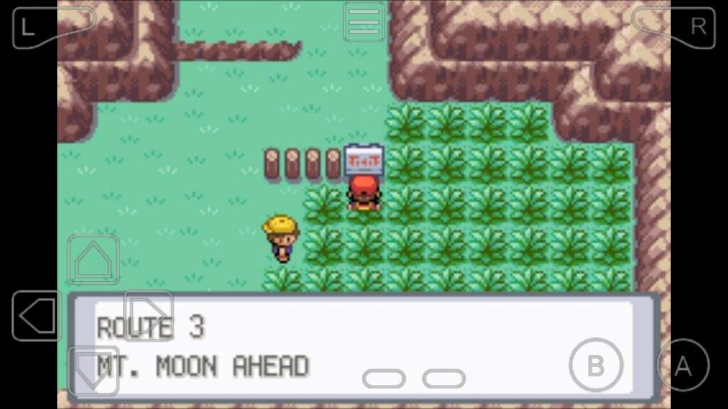 1st encounter on route3 is odish :3 | Pokémon Amino