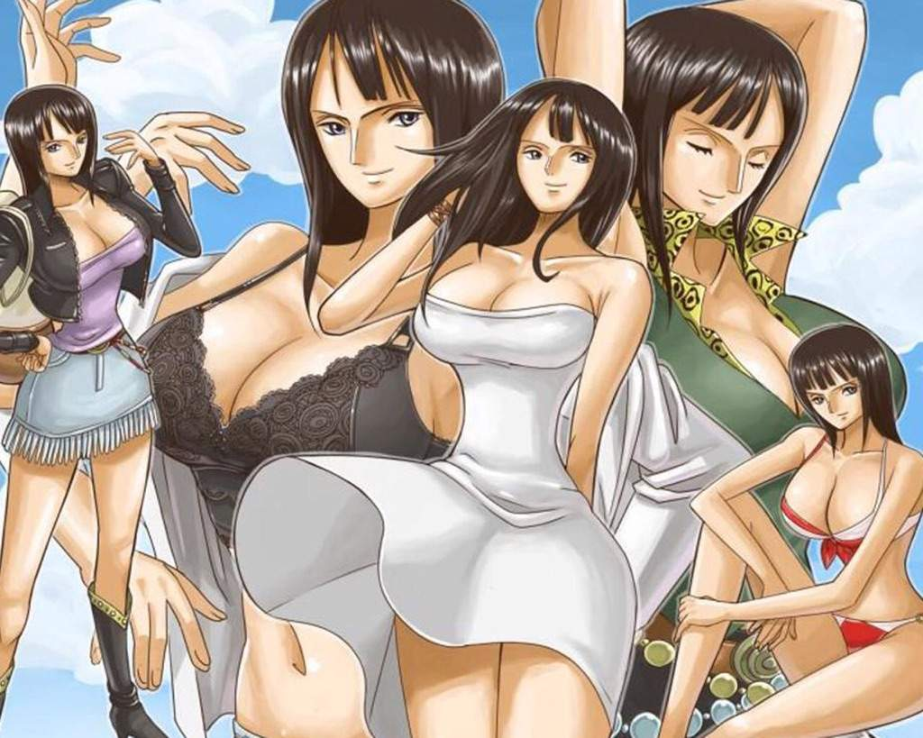 One piece girls nackt hot are absolutely