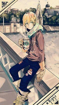 Anime Starbucks Drinkers Wiki Anime Amino