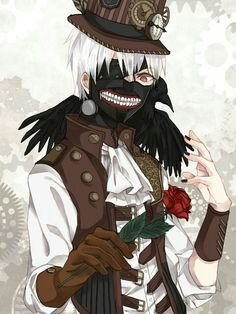 Steampunk Tokyo Ghoul oo Anime Amino