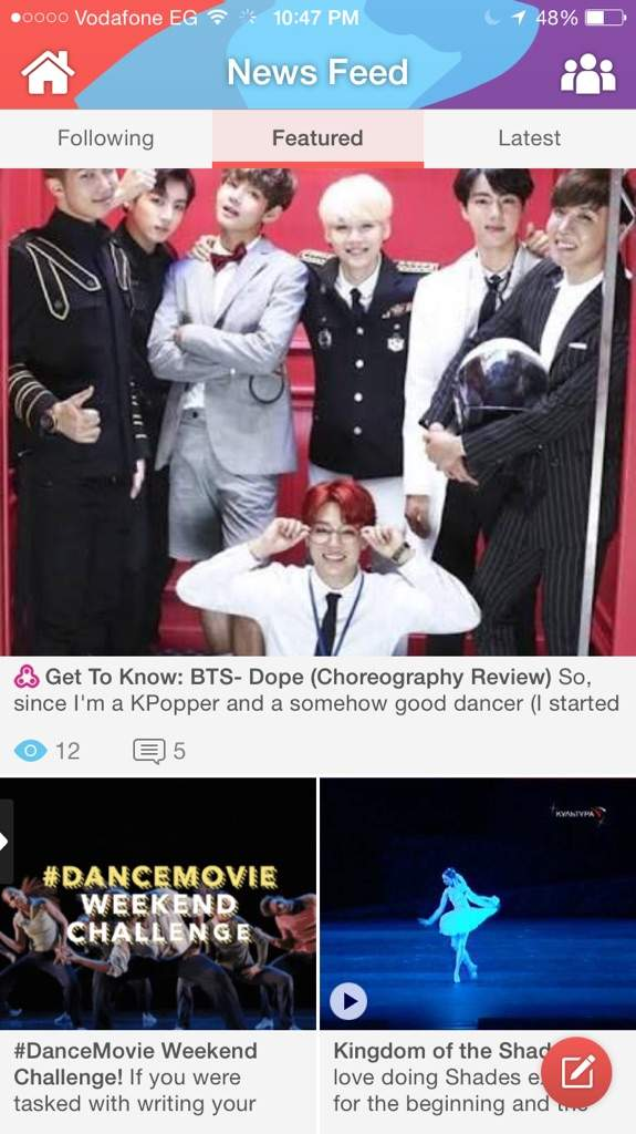 bts dope review