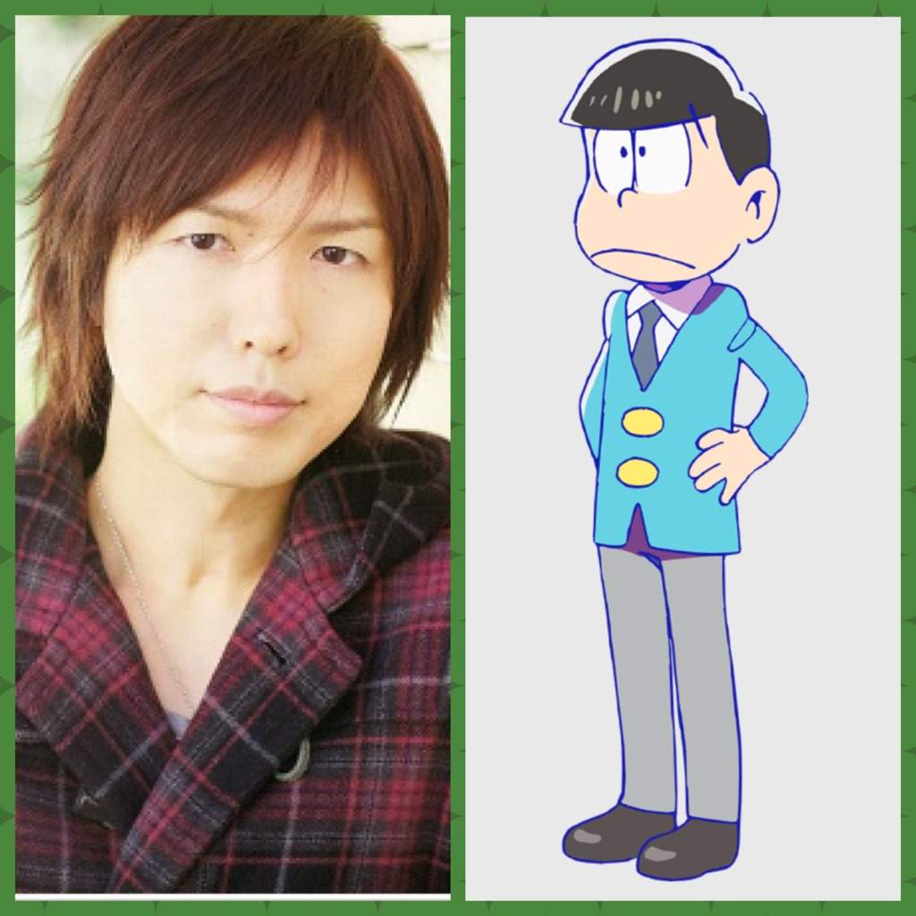 The voice actors of osomatsu san anime amino