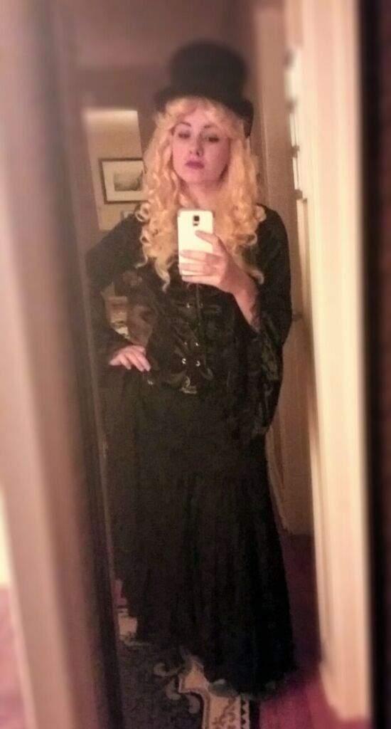 Surprising Stevie Nicks Cosplay Amino Hairstyle Inspiration Daily Dogsangcom