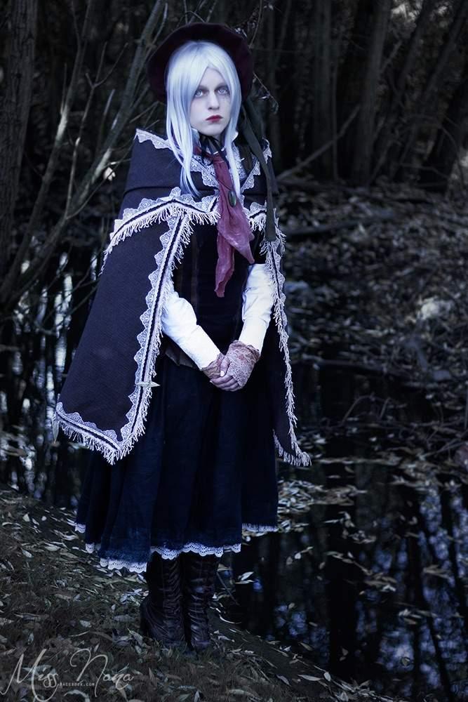 The doll bloodborne cosplay