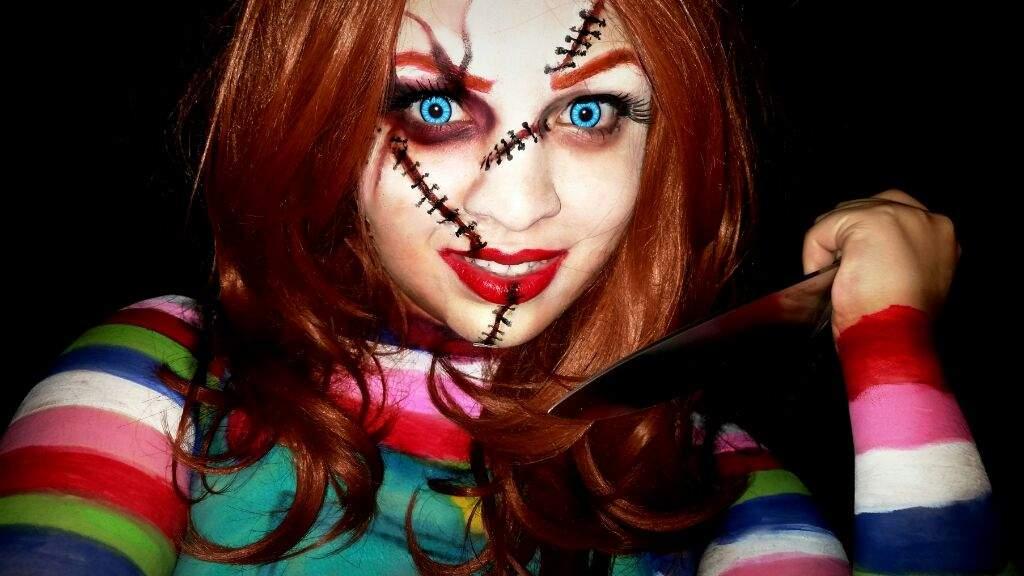 Halloween Makeup: Chucky | Cosplay Amino
