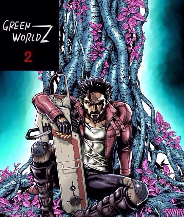 Green Worldz: A Sci-fi Horror Manga Review