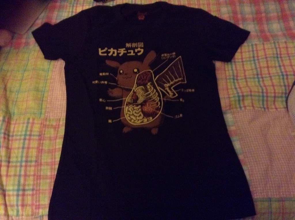 Awesome Pikachu Shirt Pokmon Amino