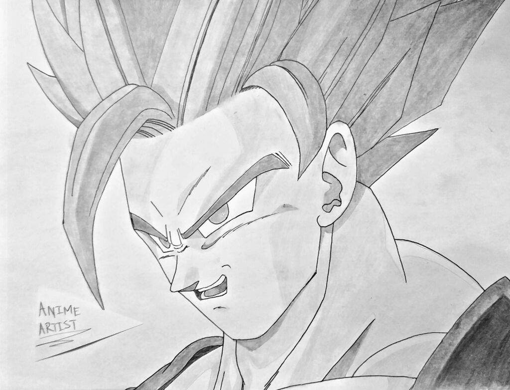 Or, You Could Just Call This A Super Saiyan 2