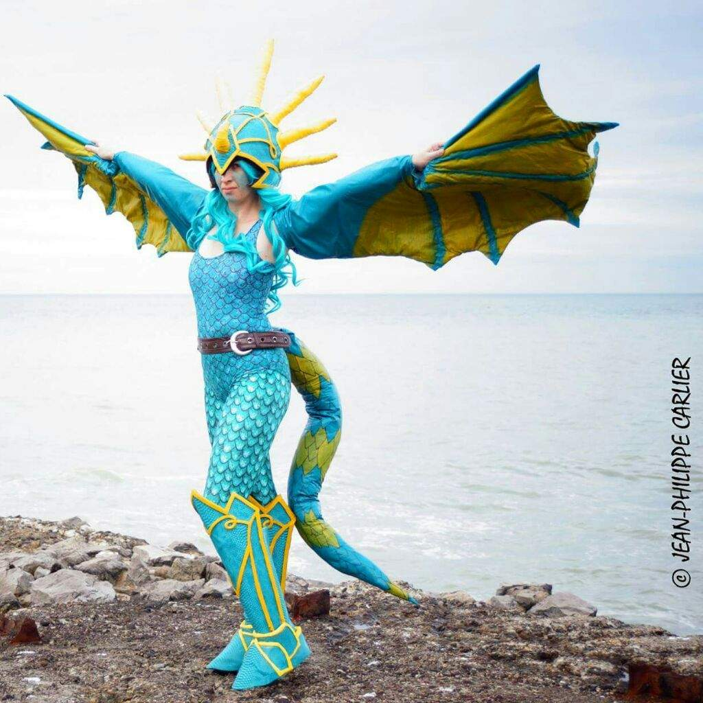 Shooting Duo Astrid Amp Stormfly Httyd Cosplay Amino