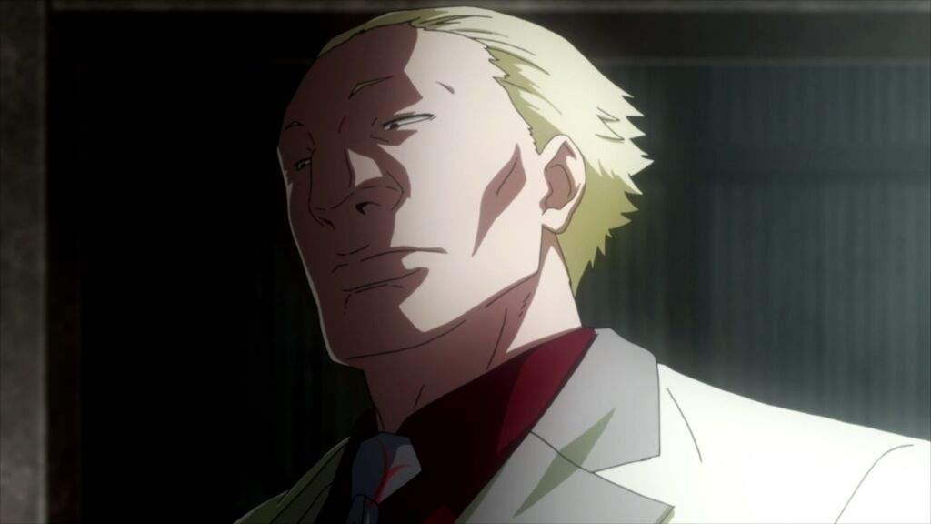 Anime Characters Like Juuzou : Top scariest anime characters amino