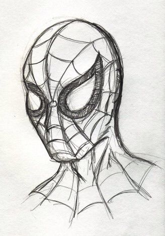 Quick Drawing Of Spiderman Comics Amino