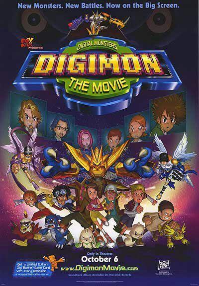 In Order To Make A Full Length Theatrical Movie For The Digimon Franchise At Diablomons Counterattack Revenge Of Diaboromon